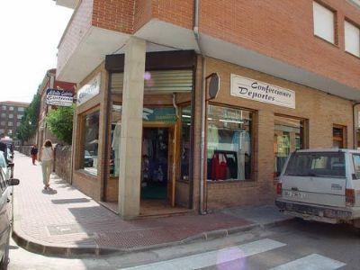 Imagen de uno de los comercios de Salas.