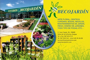 Publicidad Vivero Becojardin