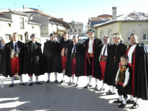 La coincidencia con el sábado aumenta la participación por la Virgen de la Paz en Casarejos