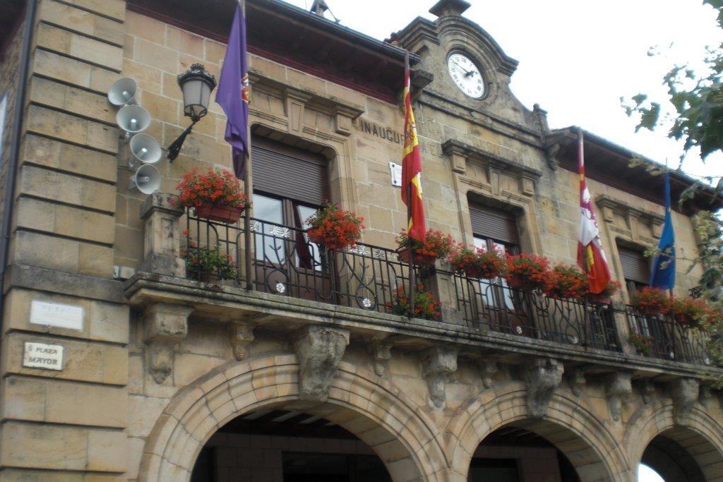 Ayuntamiento de Quintanar de la Sierra.