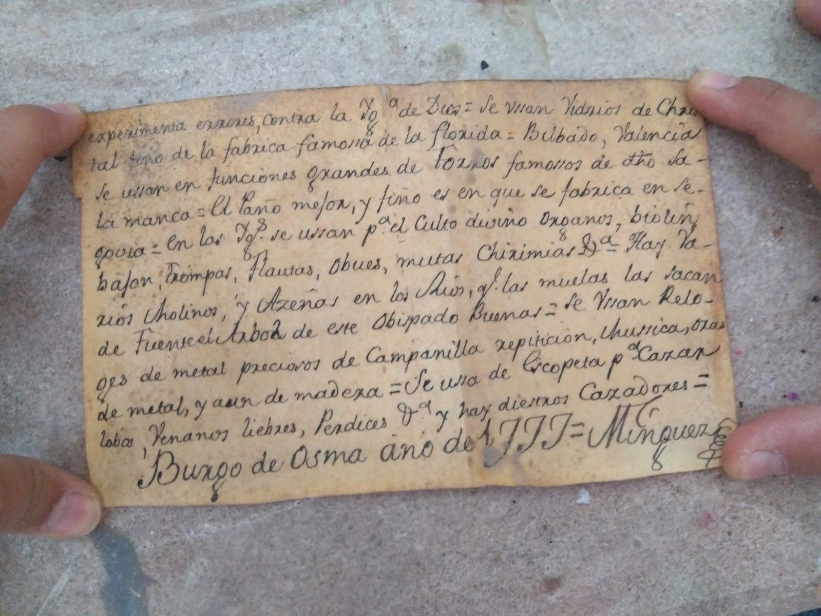Documento dentro del Cristo   Misere-4