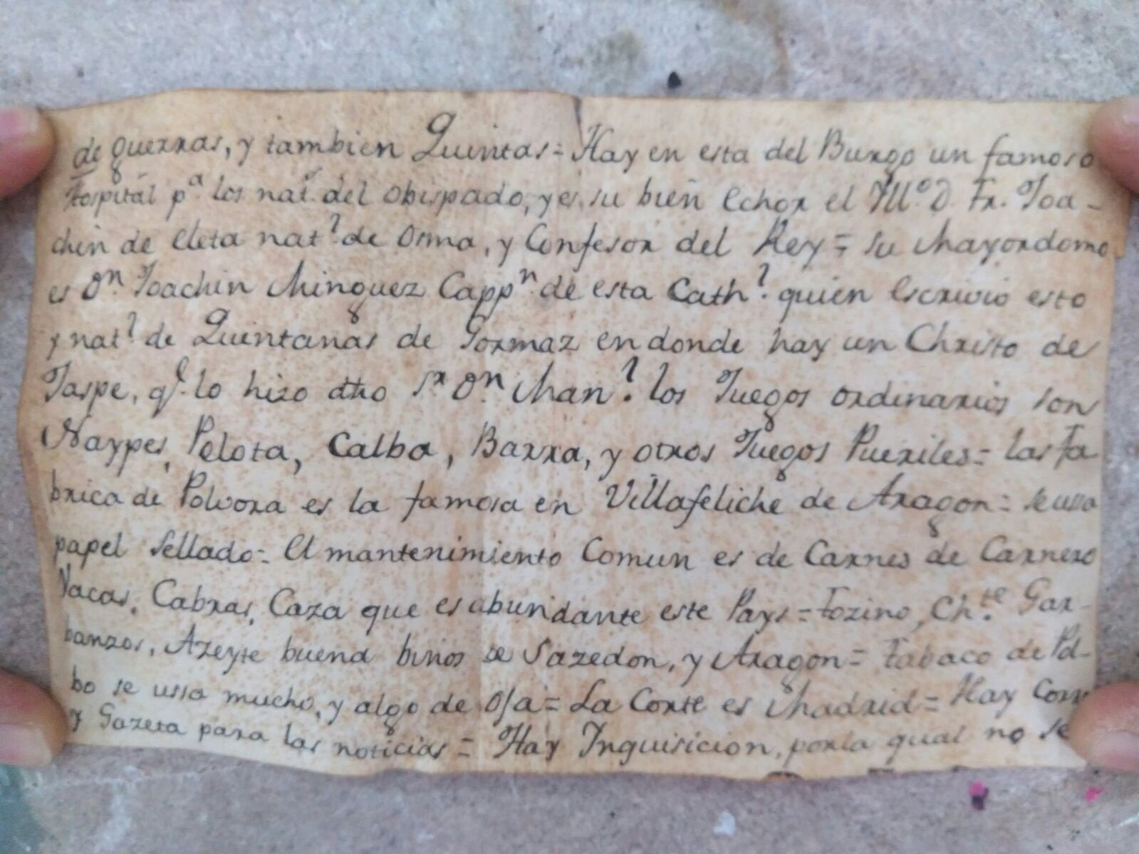 Documento dentro del Cristo   Misere-3