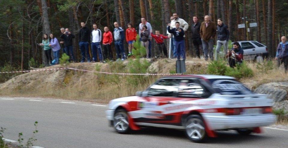 Imagen de una de las últimas ediciones del rallye.