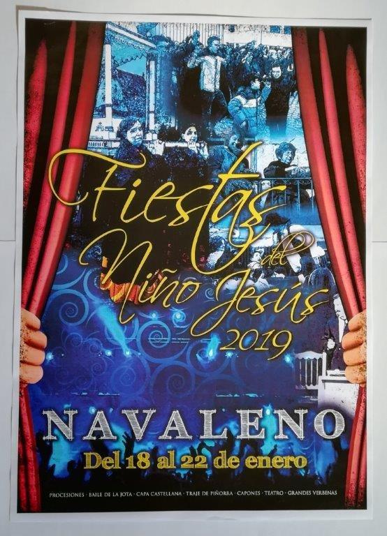 Cartel Ganador del Concurso de Navaleno.
