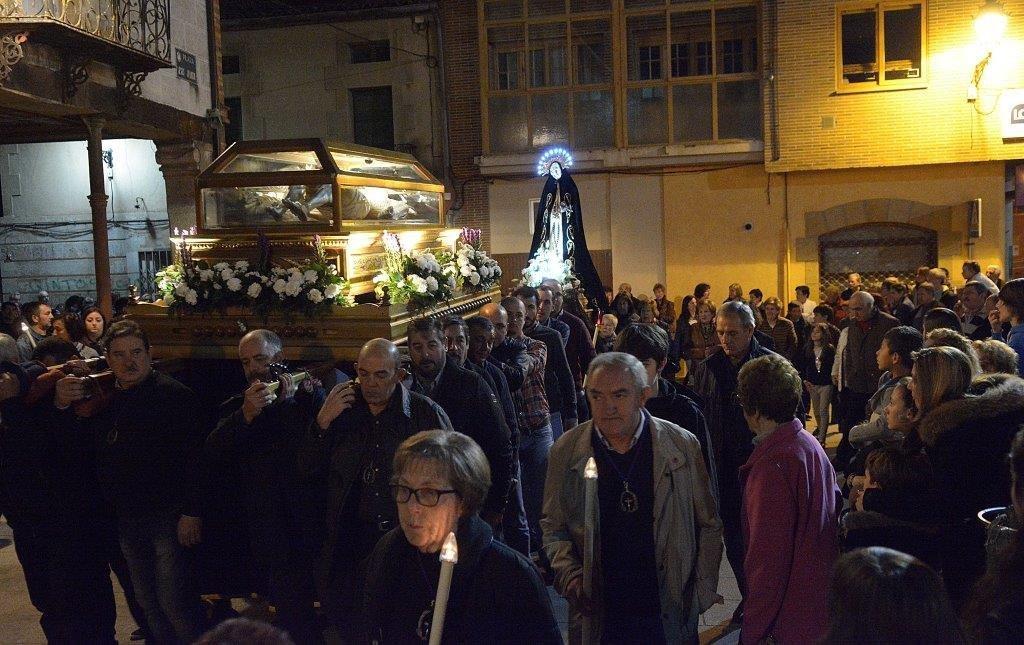Imagen de la Semana Santa en Salas.