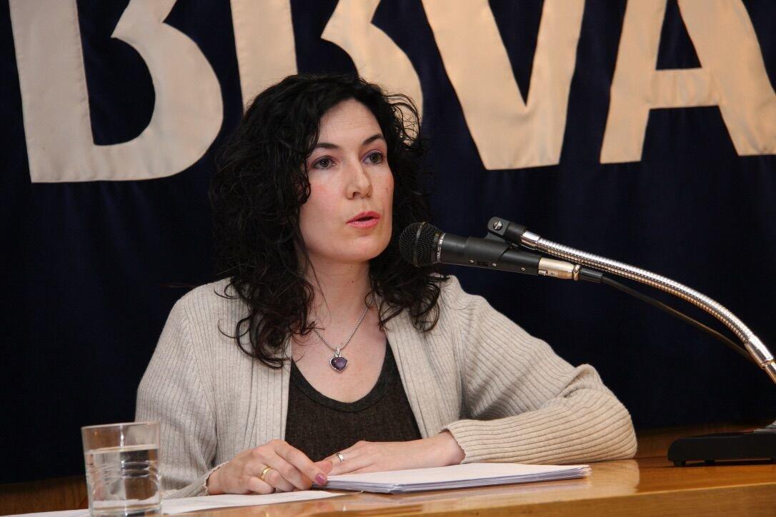 Eva María Miranda.