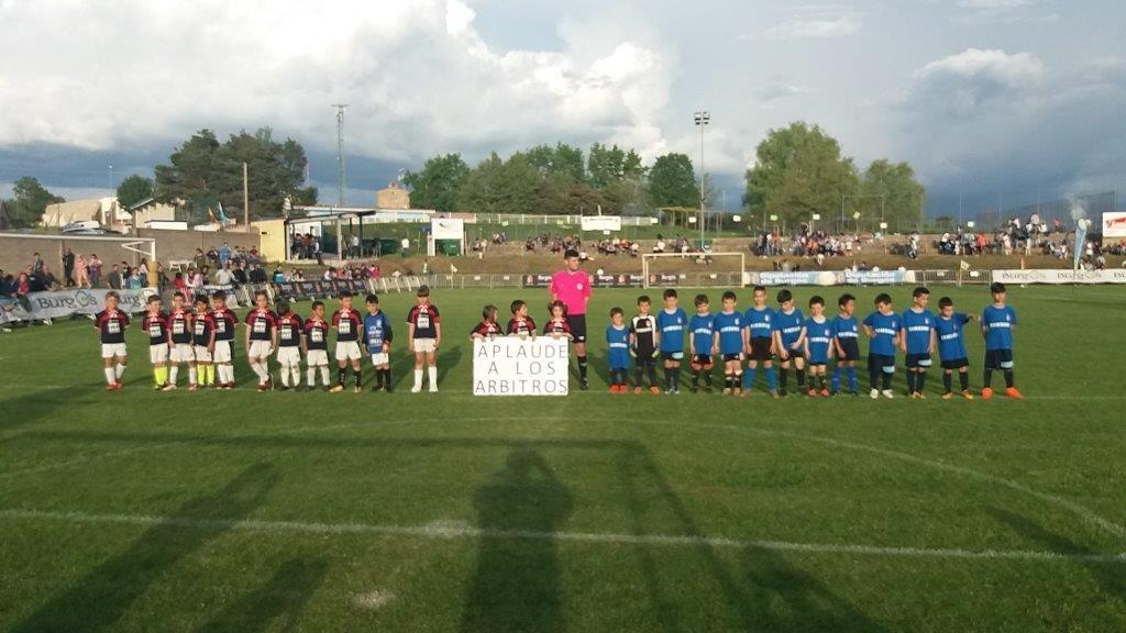 Imagen del Torneo el pasado año./Foto: Ayto Salas.